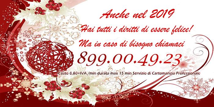 cartomanzia 899 00 49 23 buon natale