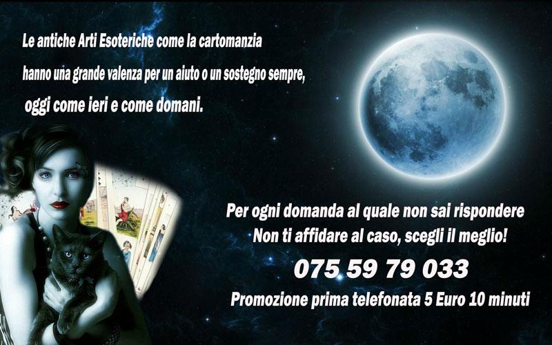offerta cartomanzia 5 euro